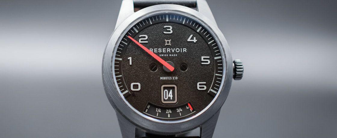 最炫赛道风——Reservoir GT Tour Carbon腕表