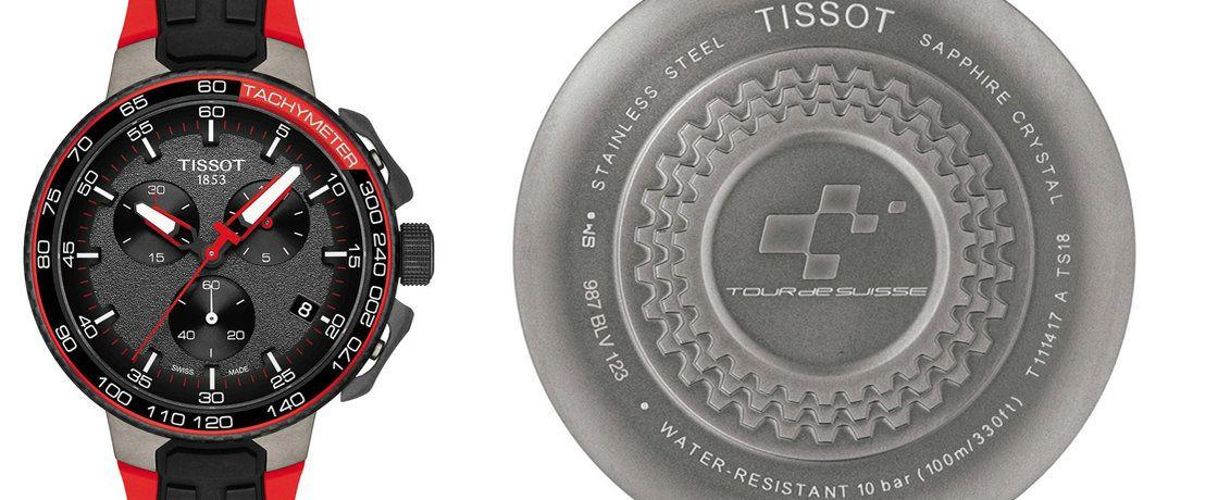 这一刻 创造下一刻   天梭表出任环瑞士自行车赛官方计时合作伙伴
