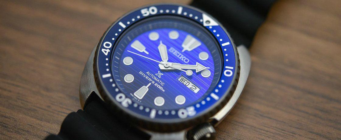 """性价比无敌——精工Prospex系列Turtle""""拯救海洋""""SRPC91K1腕表"""