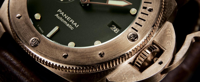 超实用,记住这几款最适合夏季佩戴的青铜材质腕表