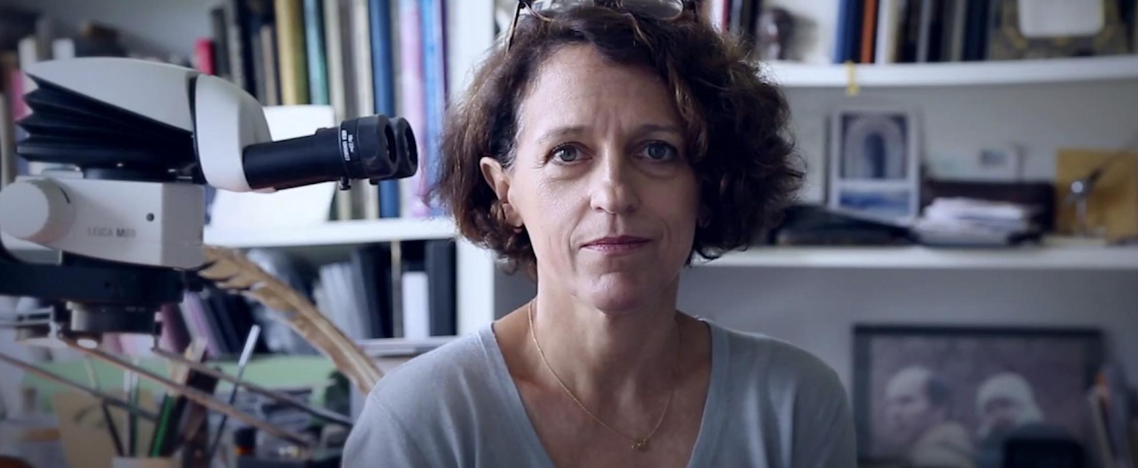 专访瑞士珐琅彩绘的代表人物Anita Porchet:创作过程也是一种自我调整