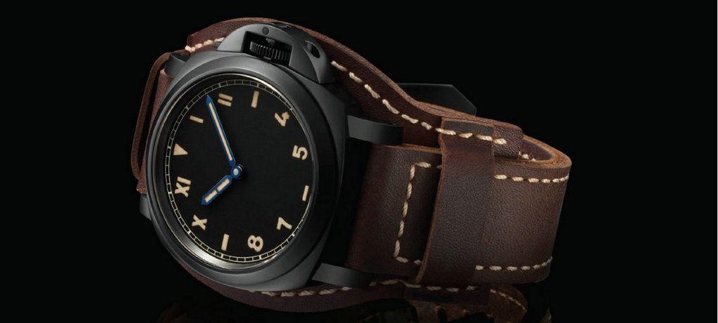 沛纳海推出全新LUMINOR CALIFORNIA 8 DAYS DLC – 44毫米8日动力储存钛金属腕表