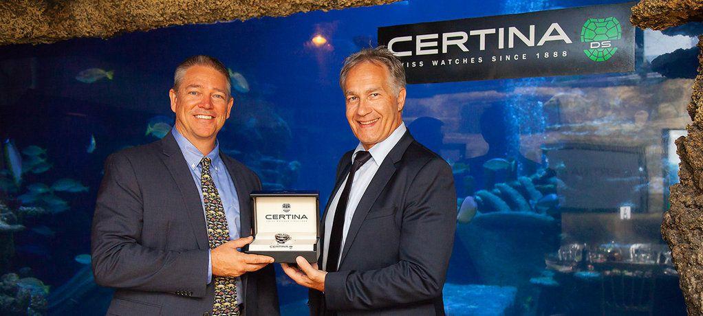 雪铁纳动能系列 STC 特别版潜水腕表——支持海龟保护组织 Sea Turtle Conservancy