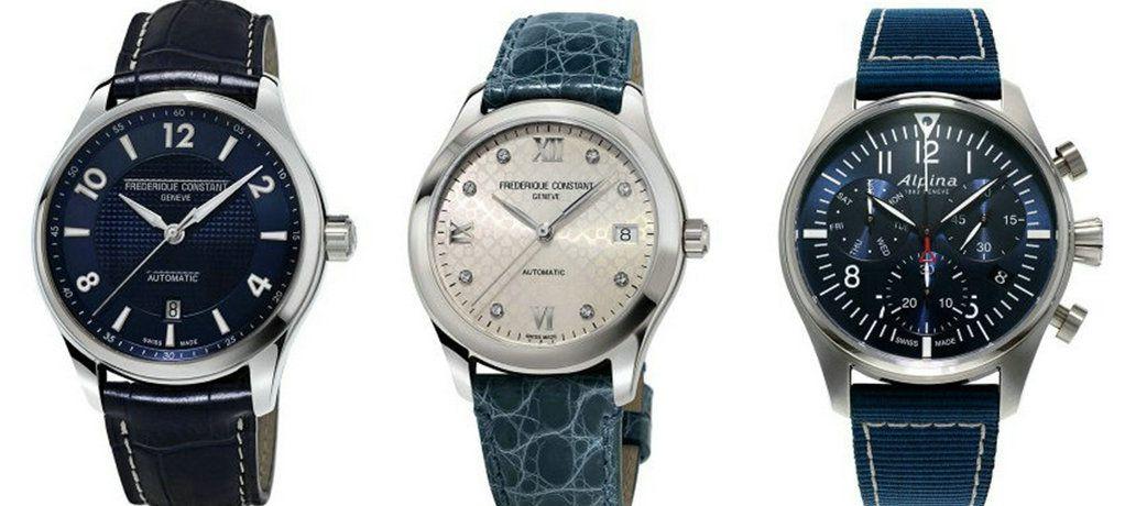康斯登和艾沛勒给你彩色一夏 呈献色彩夺目男女腕表