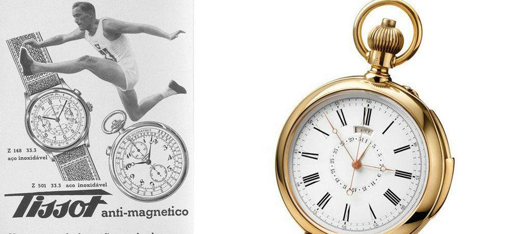 天梭表与运动的百年渊源