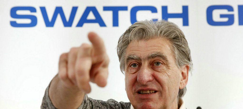 瑞表迎来新春天?Swatch集团上半年净利润猛涨66%