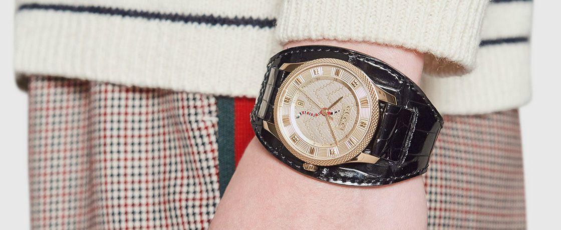 宁愿丑的另类,也不美的雷同——Gucci古驰GMT自动腕表