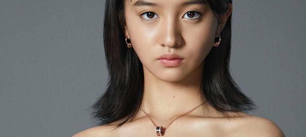 木村拓哉15岁女儿木村光希成宝格丽最年轻大使