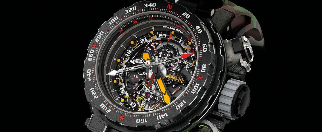 硬汉标配,就是贵的卖血也买不起——理查德•米勒RM 25-01史泰龙特别版腕表