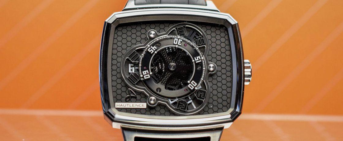 腕间的'黑白电视机'——豪朗时HL Vagabonde 01腕表