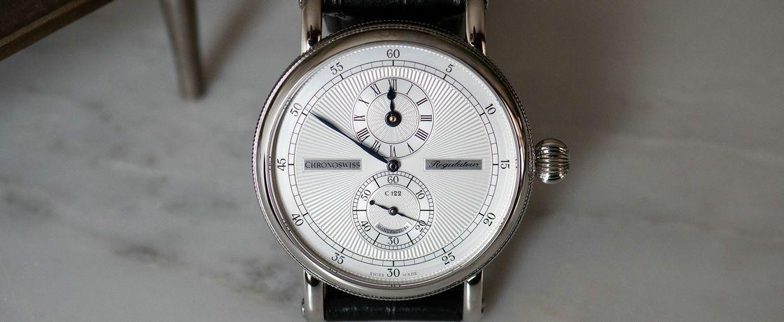 规范是一种习惯——瑞宝Regulator Manufacture规范指针腕表