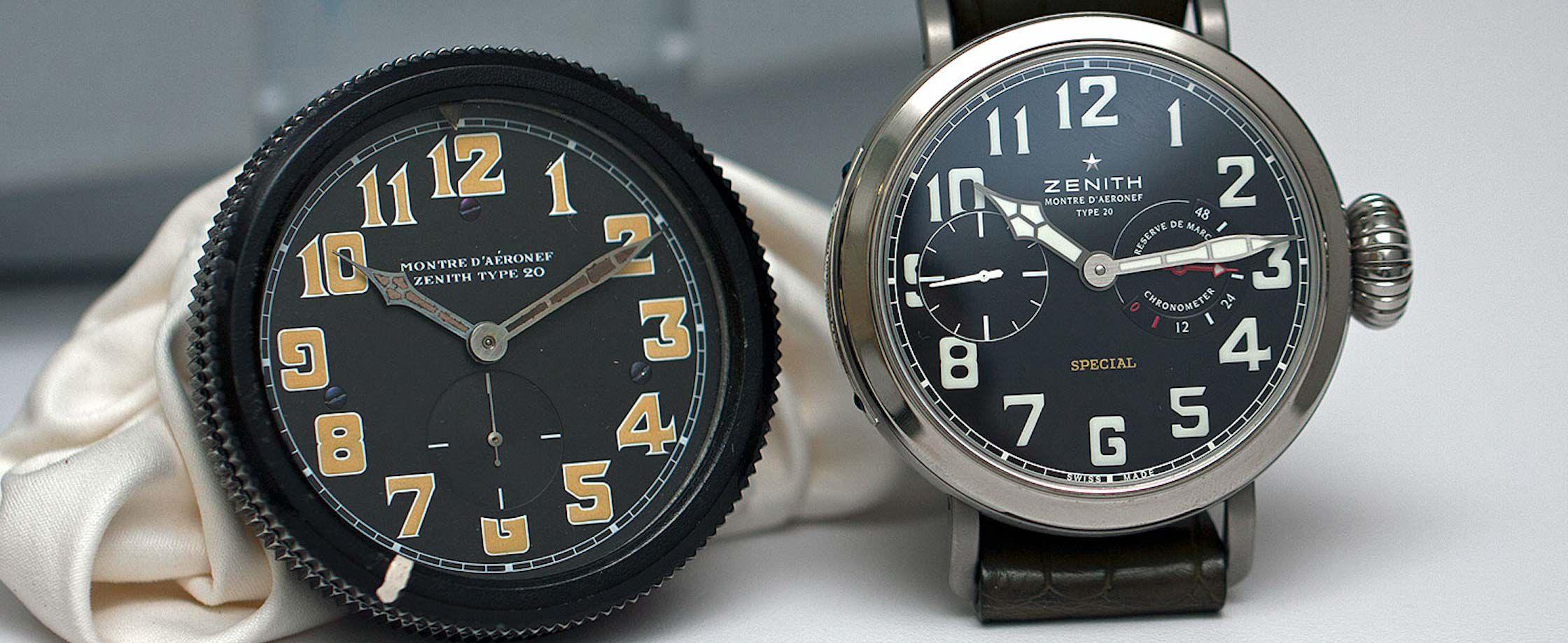 为什么飞行员手表中只有真力时印有PILOT字样?