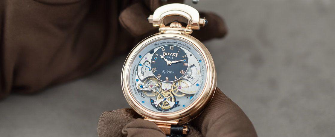 做个守时的绅士——播威Amadeo Fleurier系列Virtuoso V腕表
