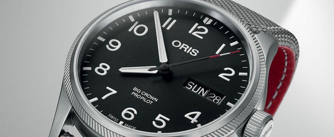 有一种智慧叫低调——豪利时大表冠系列ProPilot 55周年雷诺飞行大赛限量版腕表
