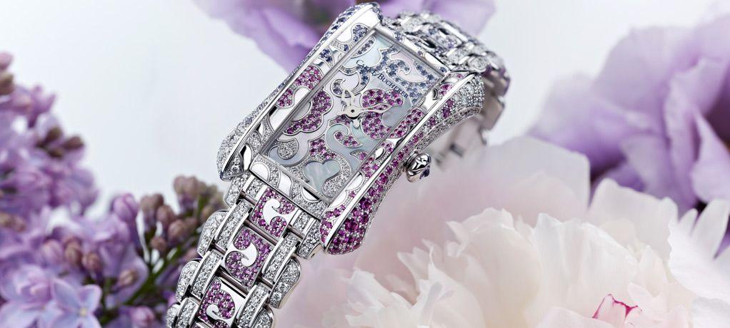 李冰冰佩戴宝齐莱雅丽嘉玫瑰限量珠宝腕表  惊艳亮相2018纽约时装周