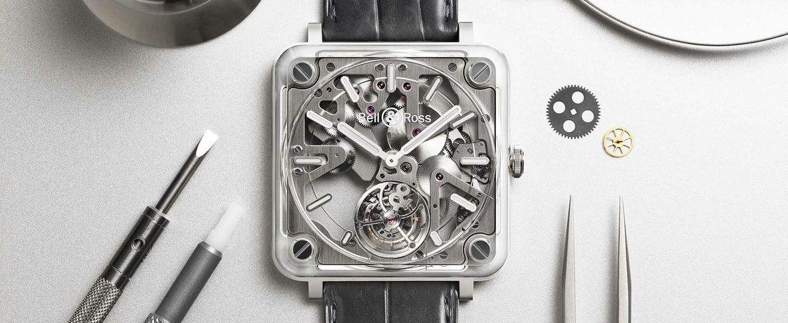 戴的不是表,是机芯——柏莱士BR-X2 Skeleton Tourbillon Micro-Rotor腕表