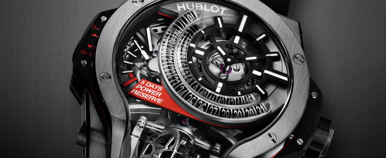 最疯狂的顶级腕表系列之HUBLOT宇舶MP-07和MP-09点评