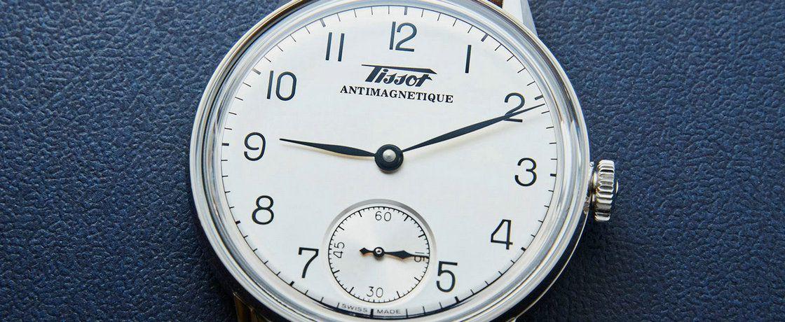 里程碑的亲民复刻——天梭Heritage系列Petite Second腕表