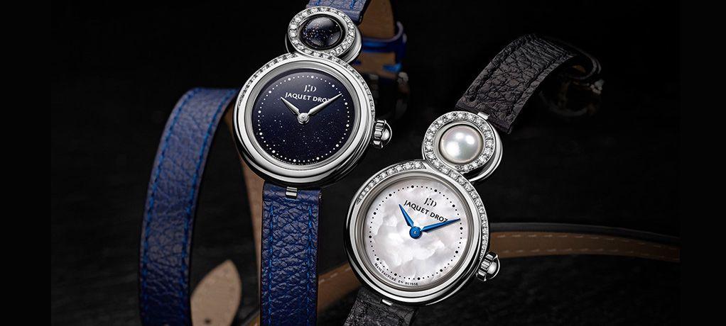优雅8系列PETITE女士腕表, 一曲致敬女性柔美特质与优雅风情的颂歌。