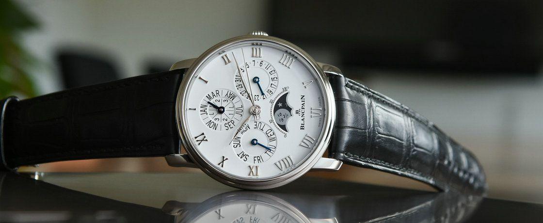 传统万岁,安全第一——宝珀Villeret系列Quantième Perpétuel腕表
