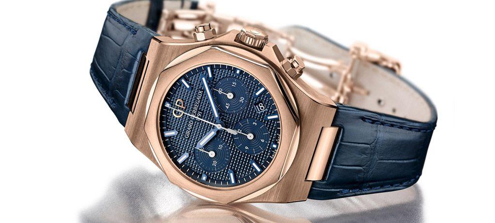 跟随四季流转,品味时光之美 GP芝柏表Laureato桂冠系列计时腕表带你玩走世界