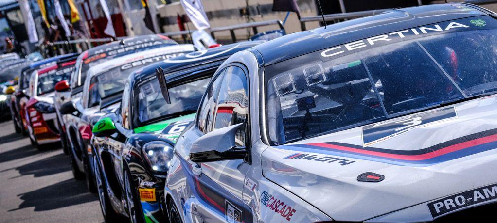 雪铁纳助阵FFSA GT 锦标赛:法国站决赛