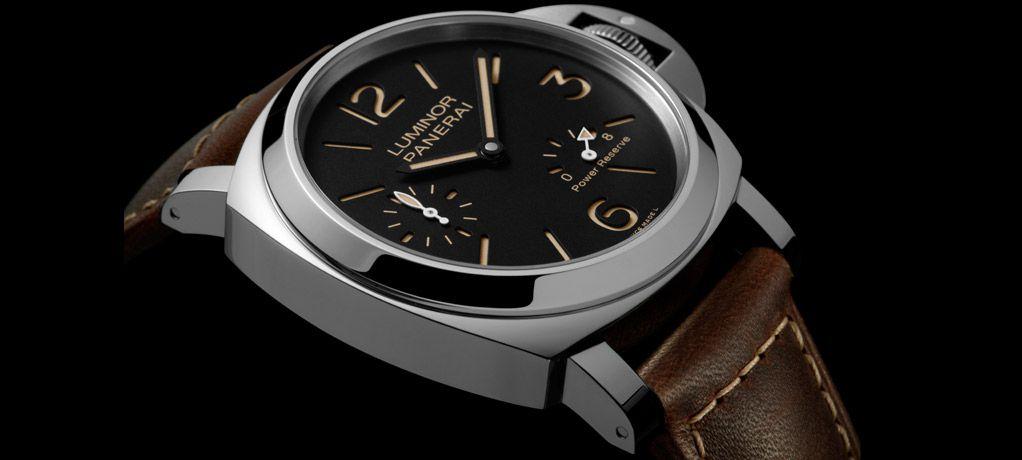 沛纳海2018全新Luminor 8日动力储存腕表