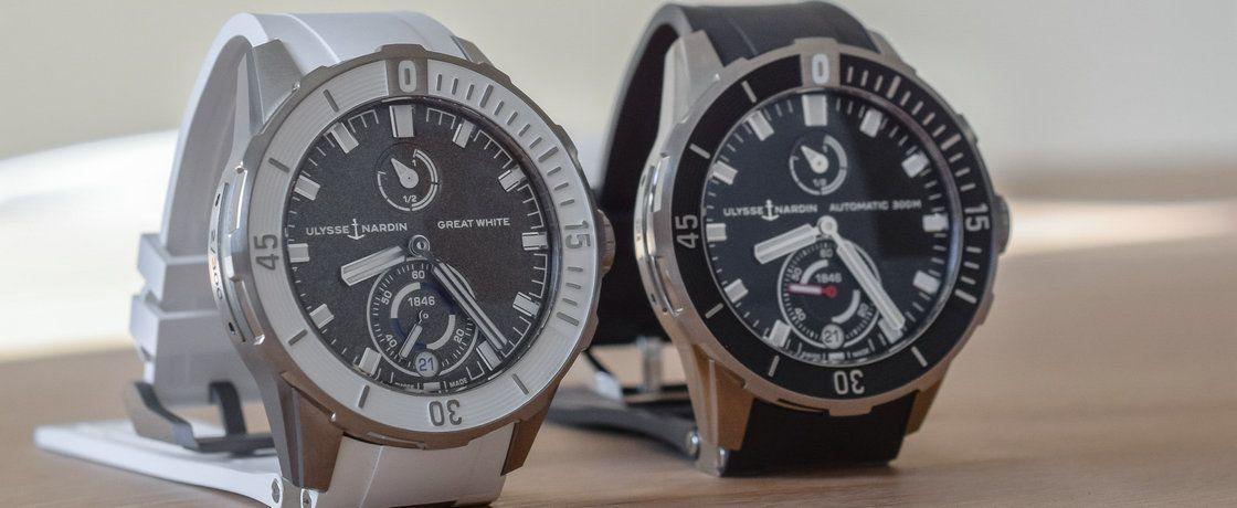 自由不羁的灵魂——雅典潜水系列天文台腕表