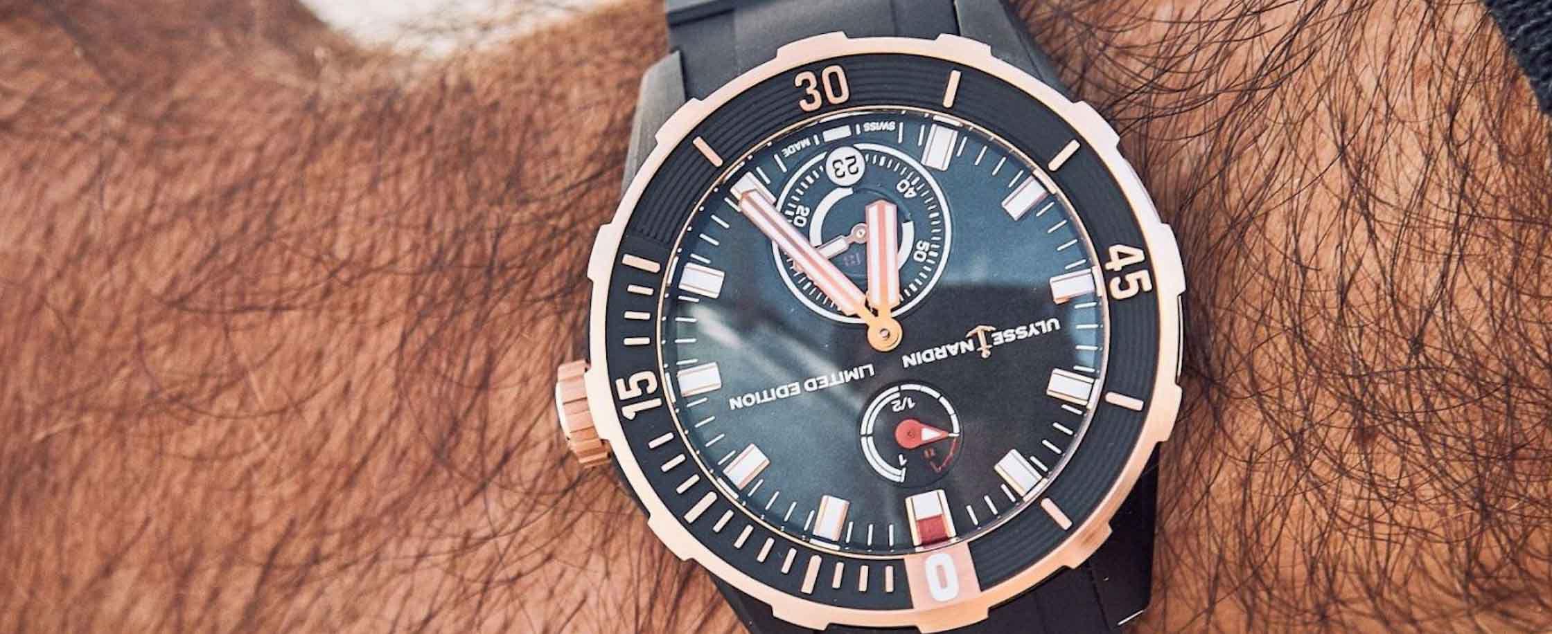 实用耐操的顶级货-雅典四枚全新Diver Chronometer天文台潜水表