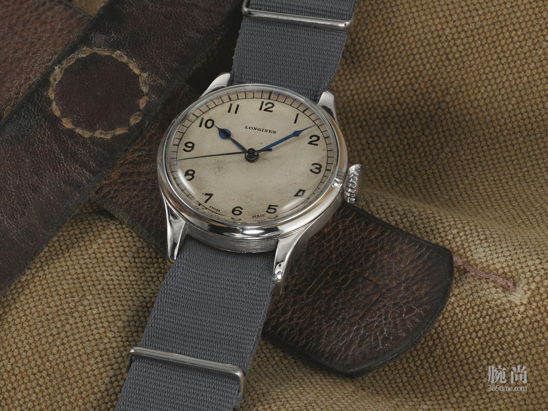 浪琴表经典复刻系列皇家空军腕表-历史原型-2.jpg