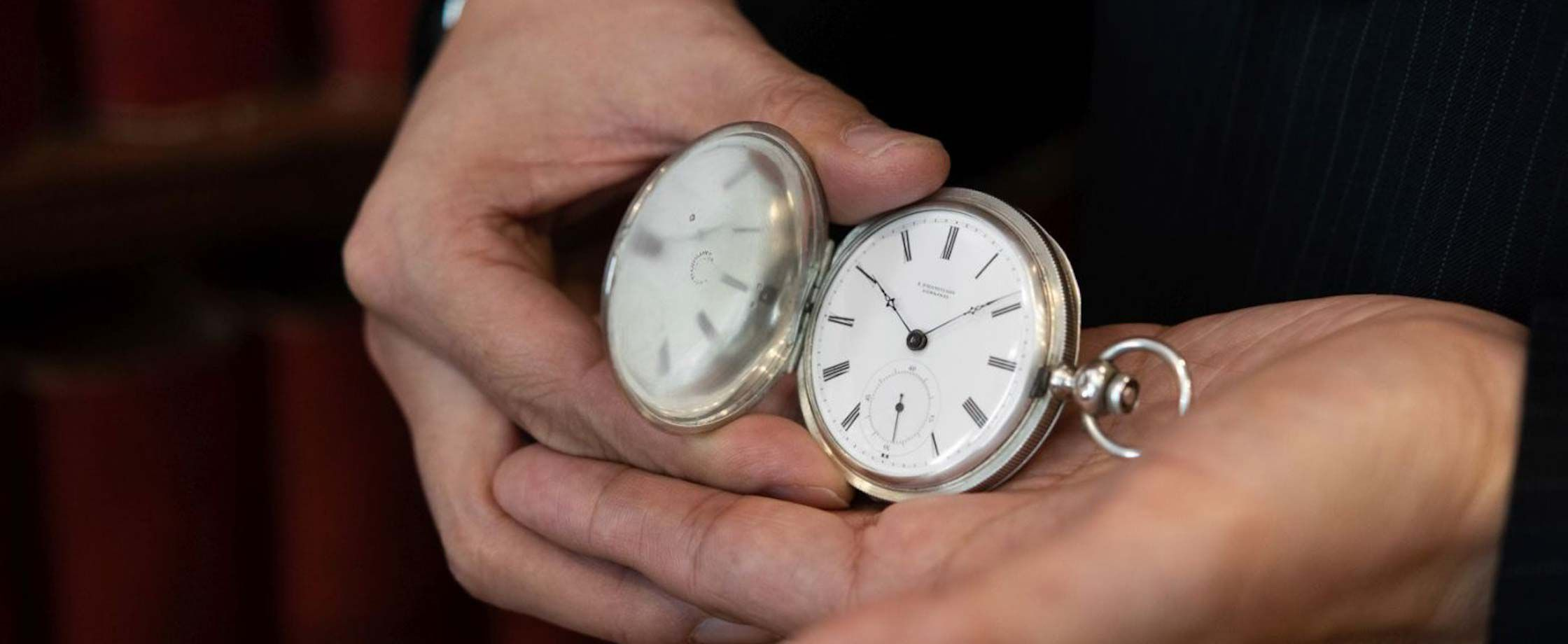 迄今为止最古老的浪琴表被发现