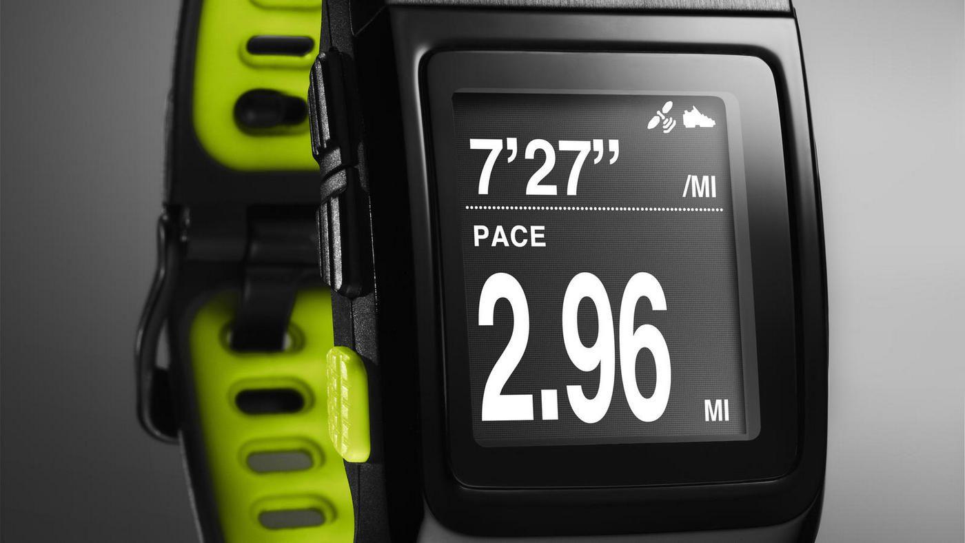喜欢运动的你Nike Watch要不要了解一下?