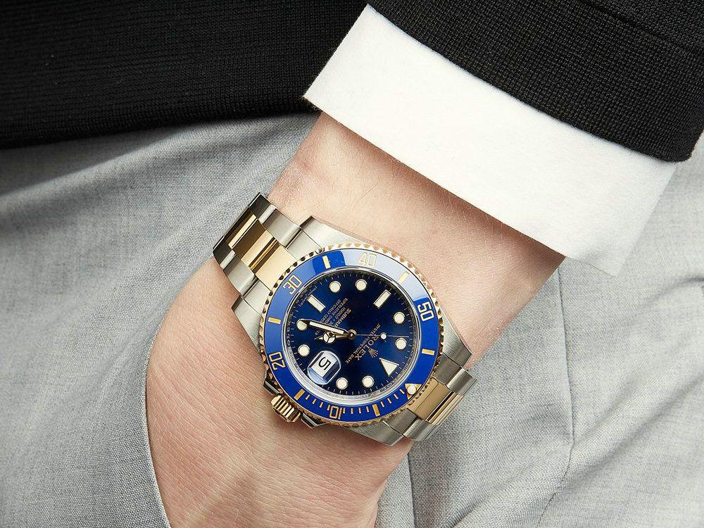 蓝色控们请看过来,三款高端蓝色表盘腕表推荐!