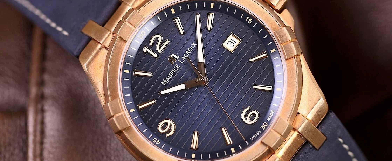 家家都推青铜表 艾美表发布AIKON青铜限量版腕表