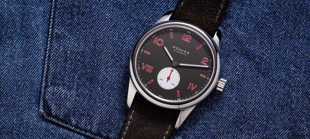 Nomos 推出 Club Campus 阿姆斯特丹限量版腕表