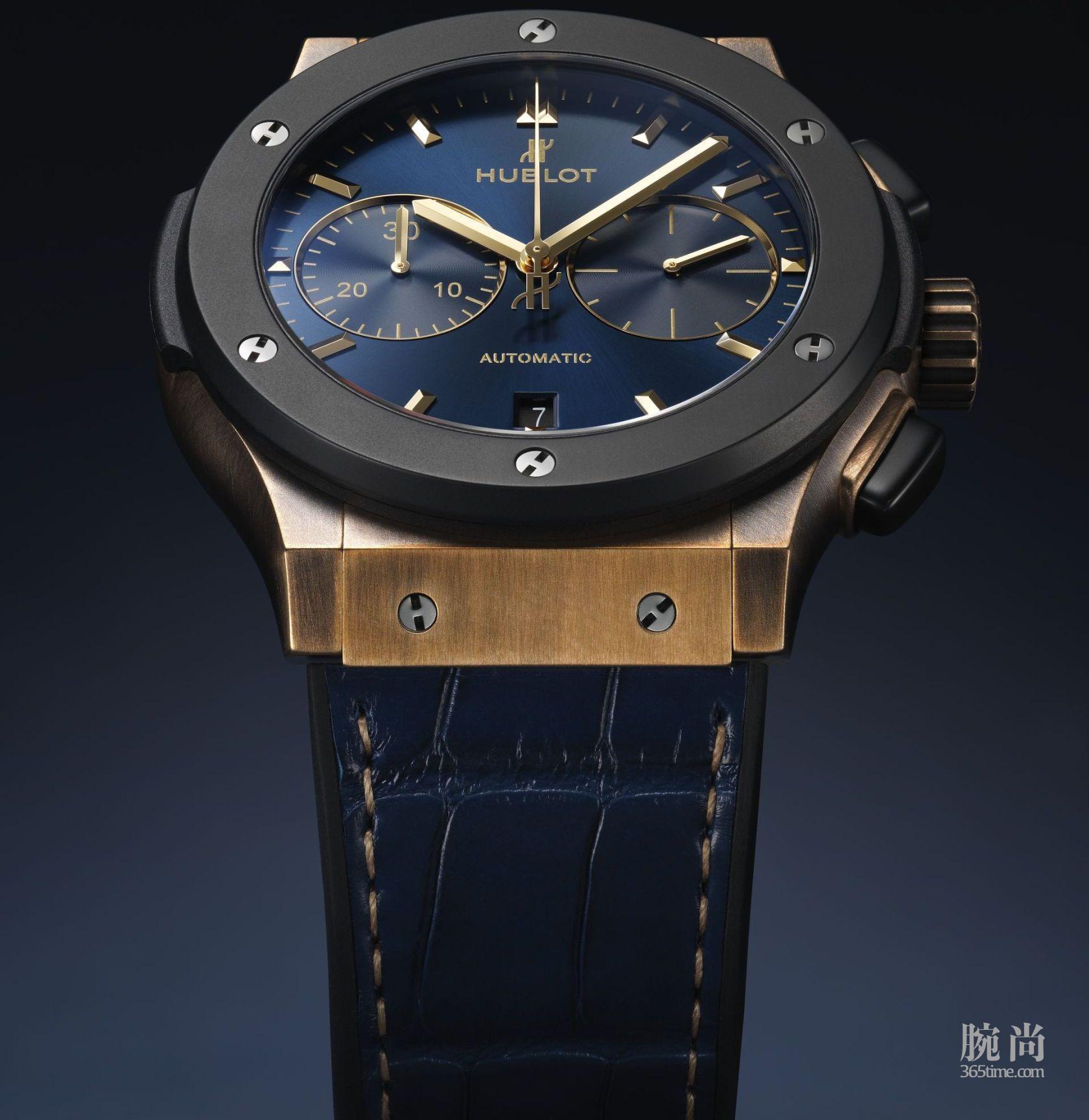 "Hublot-Classic-Fusion-45mm-Chronograph-Bronze-""Bucherer-Blue-Edition""-3.jpg"