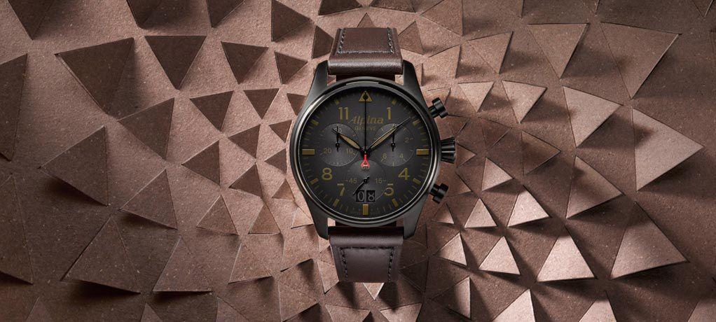 Alpina艾沛勒推出全新Shadow系列腕表
