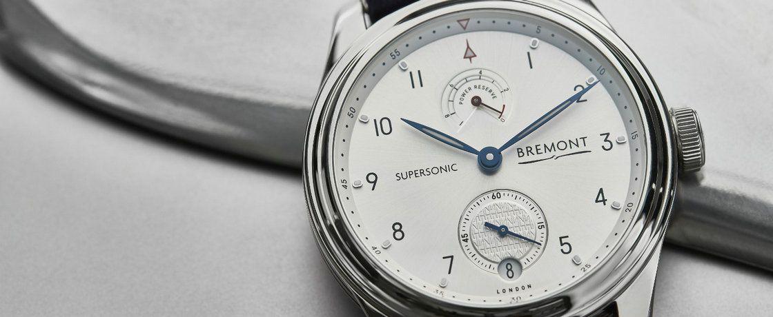 超音速时刻——Bremont宝名Supersonic限量版腕表