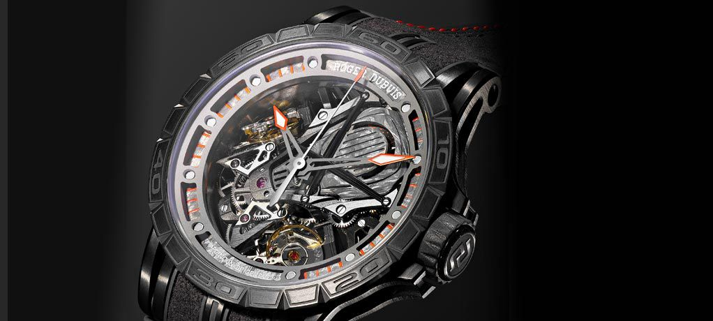 "ROGER DUBUIS罗杰杜彼与MR PORTER 联袂推出限量款""ONE-OF-A-KIND""EXCALIBUR王者系列时计和体验"