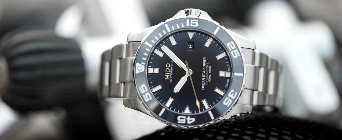 入门级潜水表的又一佳作——美度领航者系列Diver 600潜水腕表