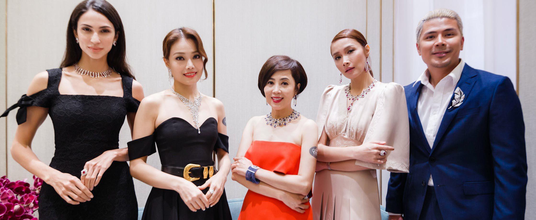 英皇珠宝进驻马来西亚 首间旗舰店于吉隆坡隆重开业