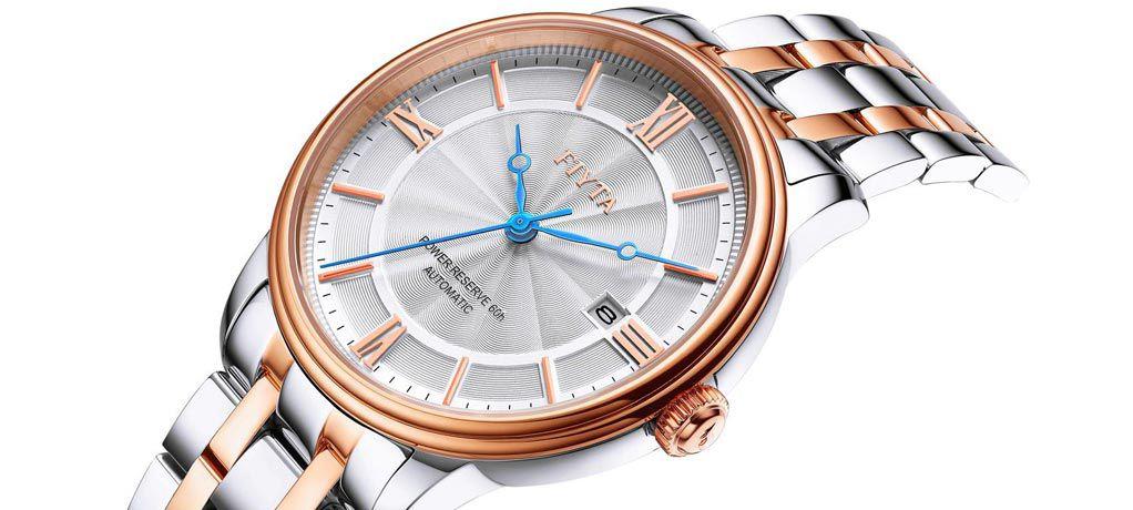 腕间的优雅时光 飞亚达发布全新卡农系列腕表