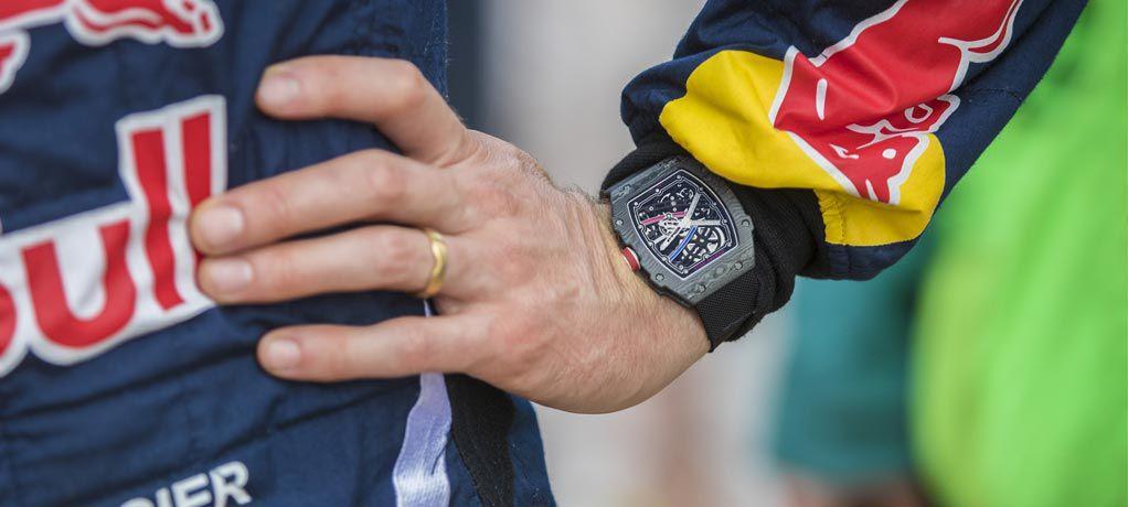 RICHARD MILLE里查德米尔品牌挚友塞巴斯蒂安•奥吉尔,六届WRC冠军