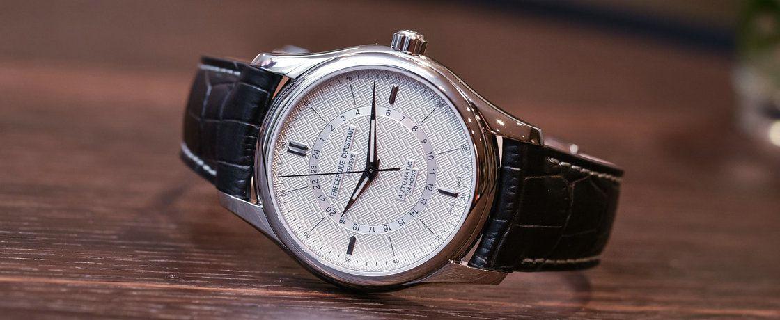 一天只转一圈——康斯登Classic系列24H自动腕表
