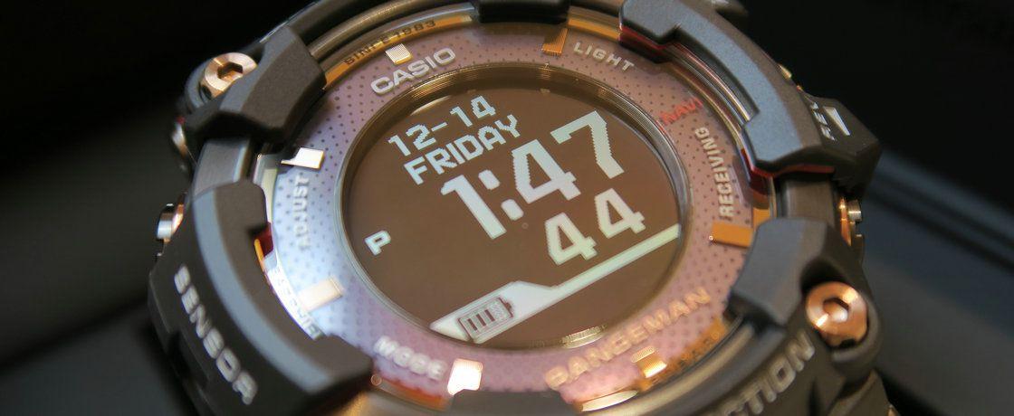 熔岩猫蛙强势来袭——卡西欧G-Shock Magma Ocean系列腕表