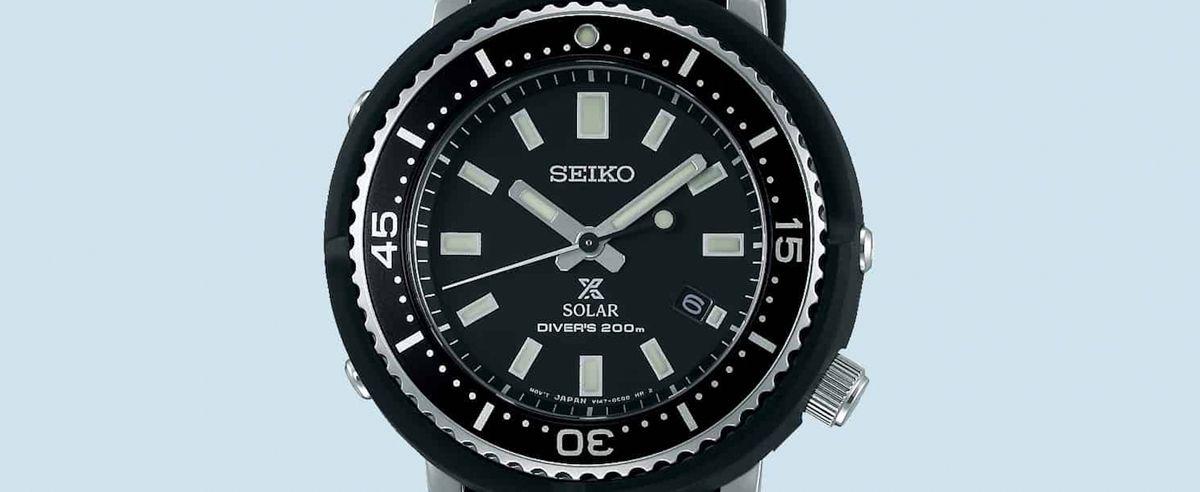 精工的潜水表不容小觑 UNITED ARROWS独家限量版潜水表STBR011