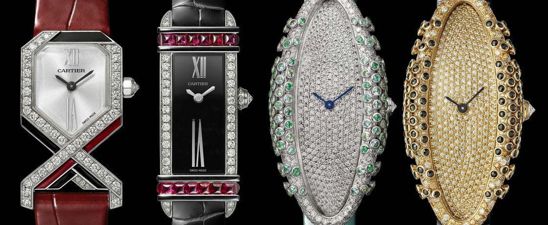 预热2019 SIHH,卡地亚推出全新Libre系列珠宝表款