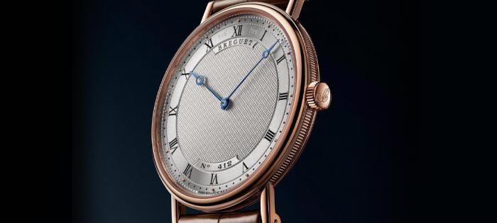 宝玑Classique经典系列5157超薄腕表 于德国获奖