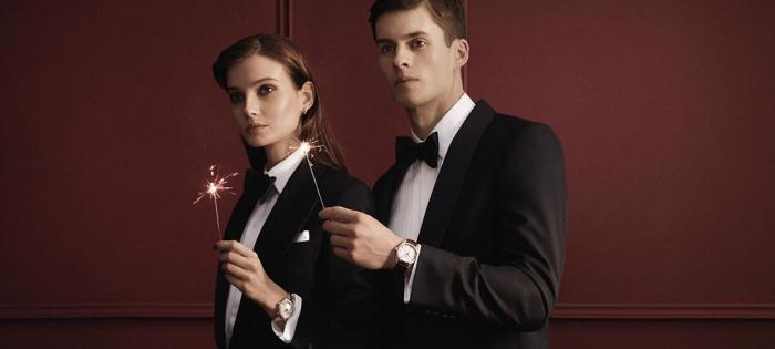 正装礼服穿搭的欧米茄腕表推荐