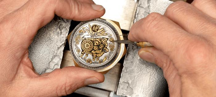 沛纳海LUMINOR SEALAND 44毫米3日动力储存自动精钢腕表 - 己亥猪年腕表